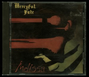 Mercyful Fate Melissa Megaforce