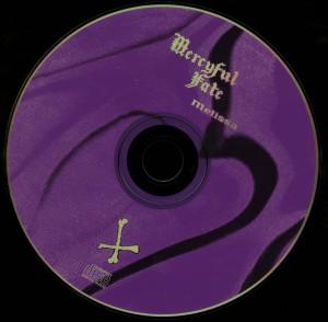 Mercyful Fate Melissa Russian press disc
