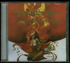 Mercyful Fate Nuns Have No Fun CD