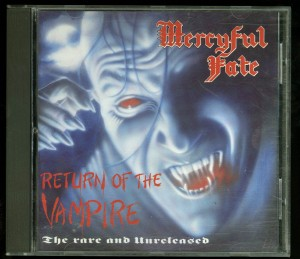 Mercyful Fate Return Of The Vampire 2 ifpi numbers RR9184