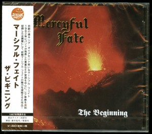 Mercyful Fate The Beginning Japan 2015 Press