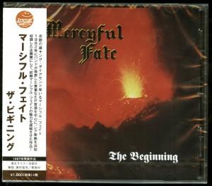 Mercyful Fate The Beginning Japan 2015 Press