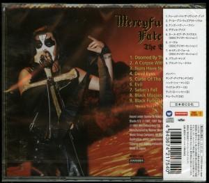 Mercyful Fate The Beginning Japan 2015 Press back