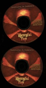 Mercyful Fate Travelling In Darkness Vol. 1 disc 1+2