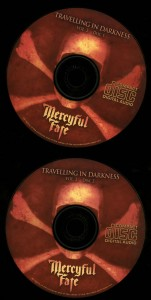Mercyful Fate Travelling In Darkness Vol. 2 discs 1+2