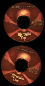 Mercyful Fate Travelling In Darkness Vol. 3 discs 1 + 2