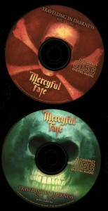 Mercyful Fate Travelling In Darkness Vol. 3 discs 3 + 4