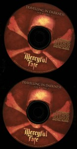 Mercyful Fate Travelling In Darkness Vol. 4 discs 1 + 2