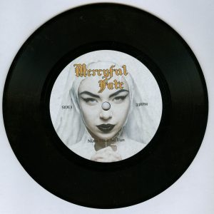 Mercyful Fate Copenhagen Denmark 1982 Black side a