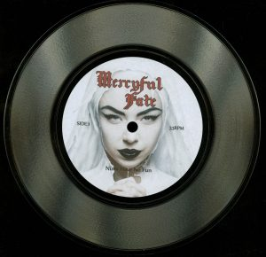 Mercyful Fate Copenhagen Denmark 1982 clear side a