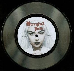 Mercyful Fate Copenhagen Denmark 1982 clear side b