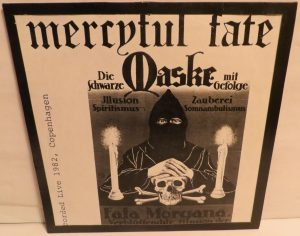 Mercyful Fate Die Schwarze Black Border