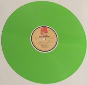 Mercyful Fate Don't Break the Oath 2013 press Green vinyl side a