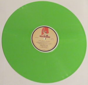 Mercyful Fate Don't Break the Oath 2013 press Green vinyl side b