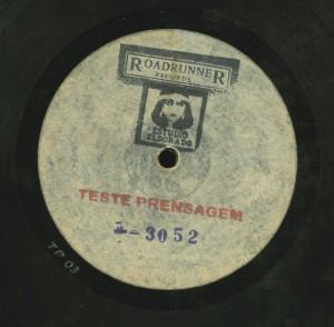 Mercyful Fate Don't Break The Oath Fake Brazil Test Press label
