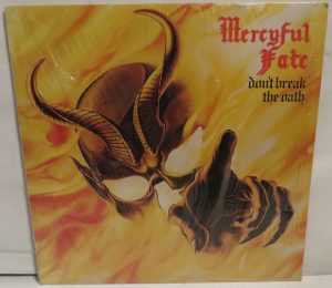 Mercyful Fate Don't Break the Oath Attic Canada