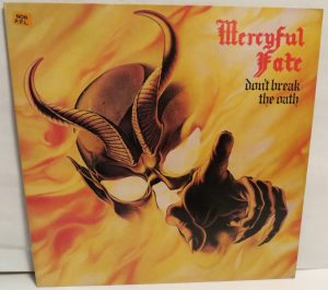 Mercyful Fate Don't Break the Oath MFN France