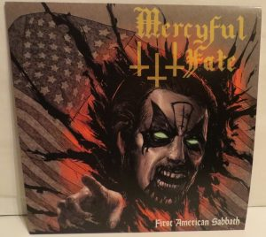 Mercyful Fate First American Sabbath Test Pressing