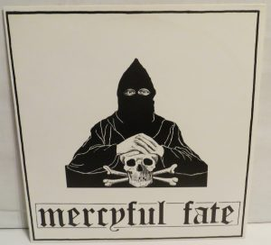 Mercyful Fate Live In Copenhagen '82 Closed Cover
