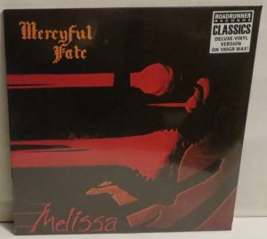 Mercyful Fate Melissa 2007 Cargo Reissue