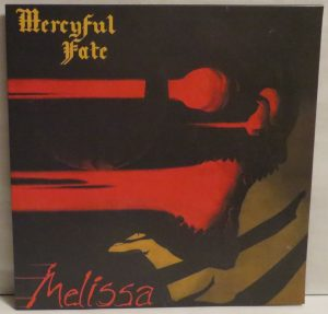 Mercyful Fate Melissa Green vinyl