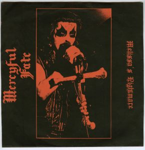 Mercyful Fate Melissas Nightmare Black Vinyl