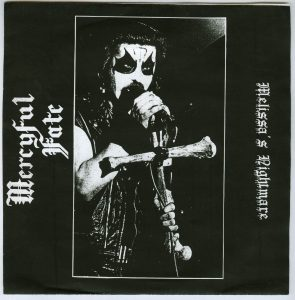 Mercyful Fate Melissas Nightmare Splatter