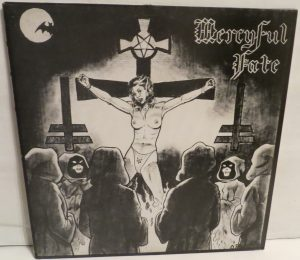 Mercyful Fate Mini LP 2001 Bootleg Bright Green