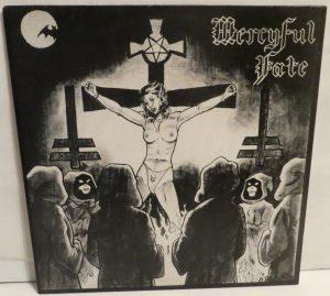 Mercyful Fate Mini LP 2001 Bootleg Pink Dark Pink Blue