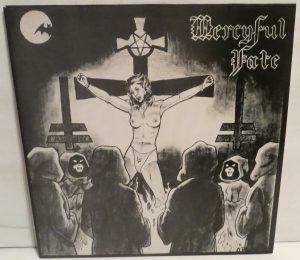 Mercyful Fate Mini LP 2001 Green and Yellow