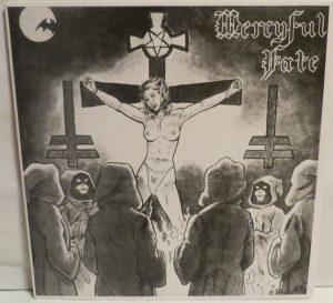 Mercyful Fate Mini LP 2002 press white border