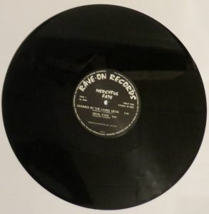 Mercyful Fate Mini LP 2002 press white border side a