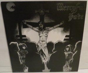 Mercyful Fate Mini LP 2014 press bonus tracks black