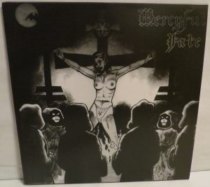 Mercyful Fate Mini LP 2014 press bonus tracks red
