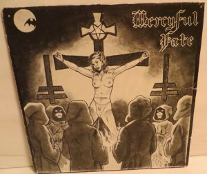 Mercyful Fate Mini LP Third Press