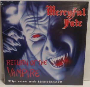 Mercyful Fate Return Of The Vampire 2014 press white