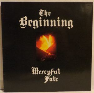 Mercyful Fate The Beginning misprint
