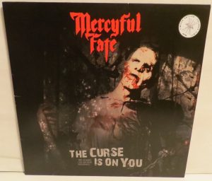 Mercyful Fate The Curse Is On You Dark Blue