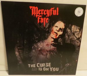 Mercyful Fate The Curse Is On You Red