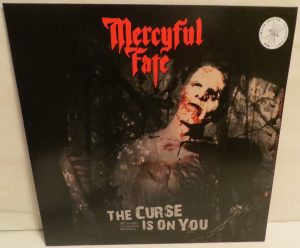 Mercyful Fate The Curse Is On You Red Wine