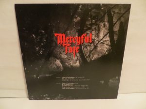 Mercyful Fate The Curse Is On You Red Wine back