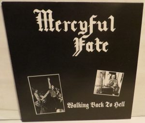 Mercyful Fate Walking Back To Hell Dark Pink