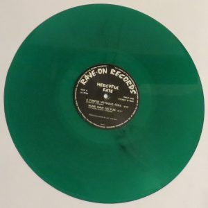 Nuns Have No Fun 2002 press green side a